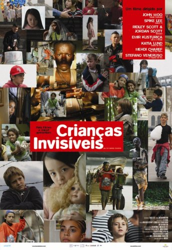 Resultado de imagem para crianças invisíveis critica